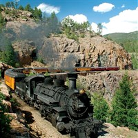Colorado's Historic Trains
