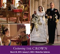 Costuming the Crown @ Winterthur Museum
