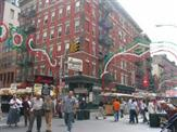 Feast of San Gennaro, Little Italy, NYC