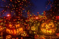Jack-O-lantern Spectacular & Sleepy Hollow