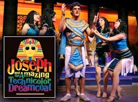 Joseph and the Amazing Technicolor Dreamcoat @ DAT