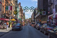 Feast of San Gennaro, Little Italy, NYC 2020