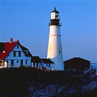 Maine Lighthouses & Lobsters