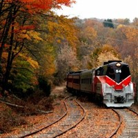 Fall Foliage Train Ride