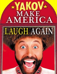 Yakov-Make America Laugh Again @ Caesars